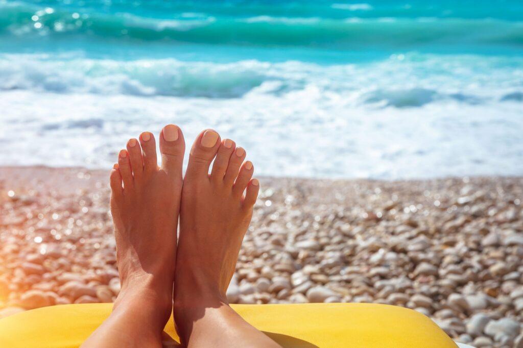 pedicure floriande hoofddorp - voeten aan zee